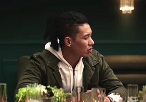 Jeremy Lin Embraces His Creative Side In Adidas' Newest Ad Campaign