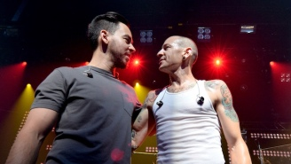Mike Shinoda Says Linkin Park 'Cannot F-ck With' A Chester Bennington Hologram