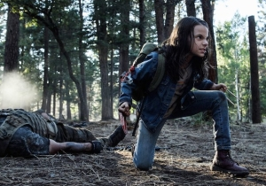 Dafne Keen Of 'Logan' Finds Her Next Project With 'His Dark Materials'