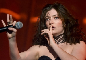 Lorde And Jack Antonoff Object To A Pro-Israel Heckler At A Small New York Charity Show