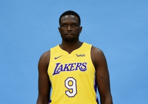 The Lakers Have 'Given Up' On Finding A Trade For Luol Deng