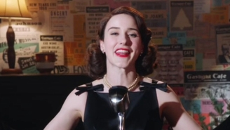 'The Marvelous Mrs. Maisel' Builds On Its Early Promise With A Strong Second Half