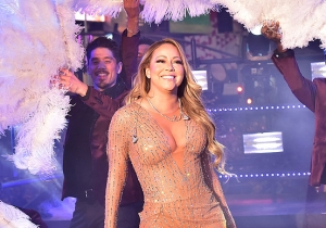 Mariah Carey Is Already Going To Great Lengths To Avoid Another Disastrous New Year's Eve Performance