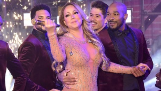 Mariah Carey Is Out For Redemption With A Second New Year's Eve Performance To Ring In 2018