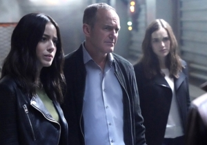 'Agents Of SHIELD' Tops This Week's Geeky TV
