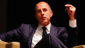NBC Will Reportedly Not Award Matt Lauer A Salary Payout Following His Termination