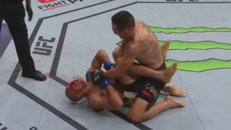 UFC 218 Sees Max Holloway Pulling Off Another TKO Win Over Jose Aldo To Retain His Featherweight Title