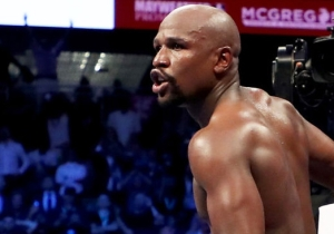 Floyd Mayweather Shoots Down Talk Of A UFC Run After Dana White Tells ESPN They're Currently Negotiating