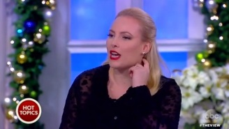 Meghan McCain Created A Twitter Meme With The Words 'You Were At My Wedding, Denise'