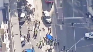 A 'Deliberate' Car Attack In Melbourne, Australia Has Injured Nearly 20 People