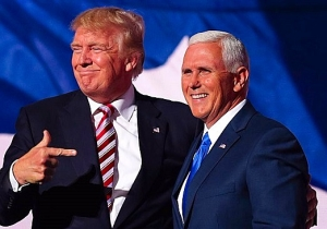 Report: Mike Pence 'Made It Clear' He Was Ready To Replace Trump Following The 'Access Hollywood' Scandal