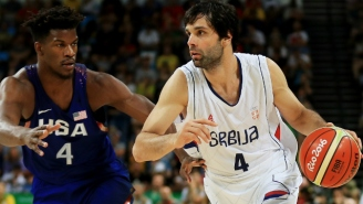 The Clippers Plan On Getting Milos Teodosic Back In The Coming Days