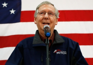 Mitch McConnell Mocks Steve Bannon's 'Political Genius' After Roy Moore's Senate Defeat