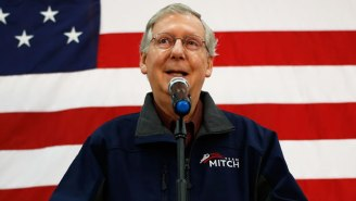 Mitch McConnell Has Announced A Bill To Remove Hemp From The List Of Controlled Substances