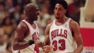 Scottie Pippen Said LeBron Is 'Probably Ahead Of' Michael Jordan And Stephen A. Smith Lost It