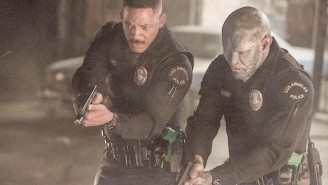 'Bright' Teams Will Smith With An Orc For A Mirthless, Messy Cop Drama