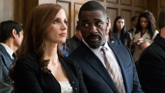 'Molly's Game' Doubles As A Map Of Aaron Sorkin's Writing Tics