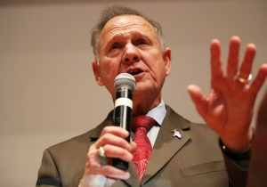 Roy Moore Is Asking For Money To Create An 'Election Integrity Fund' To Investigate Voter Fraud
