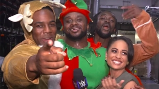 WWE Raw Will Be Commercial-Free On Christmas Day, Kind Of