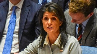 Nikki Haley Says The Women Accusing President Trump Of Sexual Misconduct 'Should Be Heard'