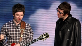 Liam Gallagher Says His Years-Long Feud With His Brother Noel Is Finally Over, A Christmas Miracle