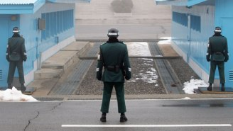 Another North Korean Soldier Has Defected To South Korea Across The Heavily-Guarded, Perilous DMZ