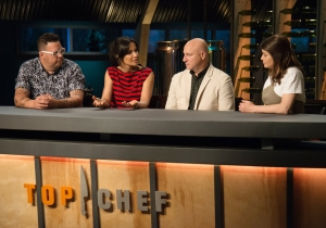 Top Chef Is Back, Baby! Here Are Your Week One Power Rankings