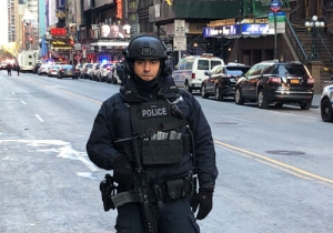 The NYPD Has Declared The Subway Pipe Bombing To Be A 'Terror-Related' Incident