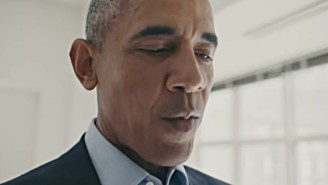 Barack Obama, Steph Curry And Chance The Rapper Align Forces For A Powerful PSA