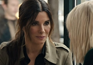 The First 'Ocean's 8' Trailer Pits Sandra Bullock's Crew Against Anne Hathaway And The Met Gala