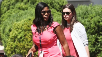 The Secret Service Denies Claims They Kicked Omarosa Off Of White House Property Following Her Firing