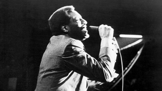 Remembering Otis Redding 50 Years After The Airplane Crash That Took His Life