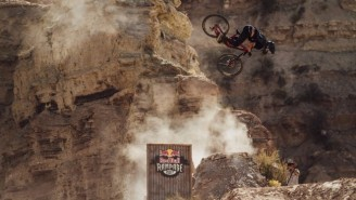Red Bull Rampage Proves Sometimes You Just Have To Be There