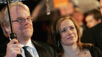 Philip Seymour Hoffman's Partner Opens Up About The Late Actor's Struggles With Addiction
