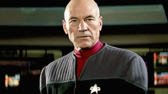 Patrick Stewart Is Open To A 'Star Trek' Return If Quentin Tarantino Is Directing