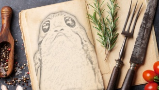 Porg Recipes For The 'Star Wars: The Last Jedi' Fans In Your Life