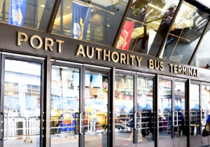 An Explosion Near New York City's Port Authority Bus Terminal Reportedly Injured Multiple People