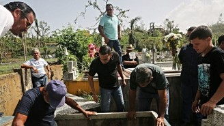 Puerto Rico Orders A Recount Of The Official Death Toll Following Hurricane Maria
