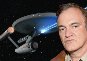 Quentin Tarantino Is Recruiting JJ Abrams And A Host Of Writers To Make A 'Star Trek' Movie