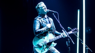 Queens Of The Stone Age's Josh Homme Says He Wants To Be A Good Man In A New Video Apology To The Photographer He Kicked