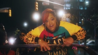 Rapsody Celebrates Her Come Up In The Rap Game With The Exuberant 'Sassy' Video