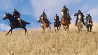 'Grand Theft Auto V' Has A Hidden Tie-In To 'Red Dead Redemption 2' That Puts A Years-Old Mystery To Rest