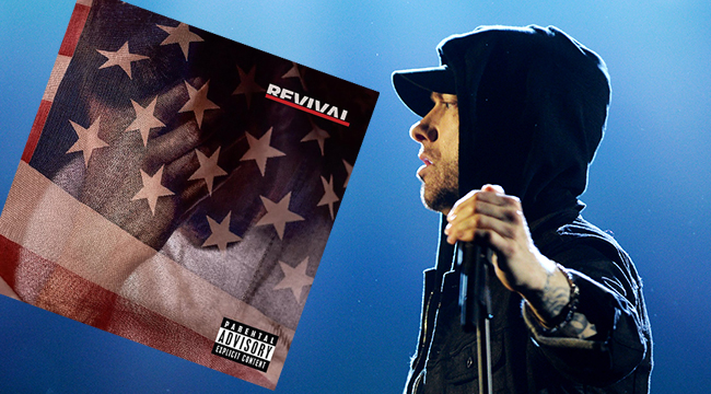 Eminem's 'Revival' Review: An Insecure Album From One Of Rap's Greats