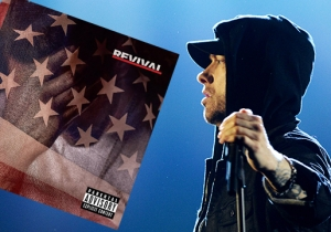 Eminem Takes One Step Forward And Three Steps Back On 'Revival'