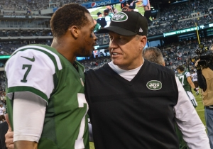 Rex Ryan Couldn't Help Himself And Took A Shot At Geno Smith's 'Soft Chin'