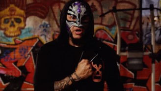 Rey Mysterio Wants To Close Out His Career With WWE