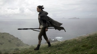 The 'Star Wars: The Last Jedi' Blu-Ray Will Have 20 Minutes Of Deleted Scenes