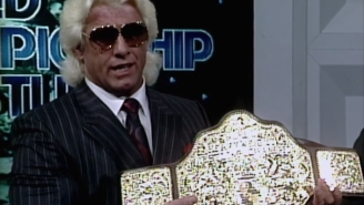 The Best And Worst Of NWA World Championship Wrestling 2/22/86: A Gold For The Flair