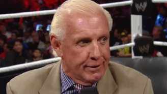 Ric Flair Shared A Story About Ricky Morton Saving Him After He Fell Off A Boat