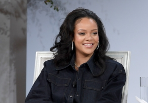 Even Rihanna Performed At The 4th Annual TDE Christmas Concert And Toy Drive